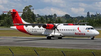 HK-4999 - ATR 72-212A(600) - Avianca