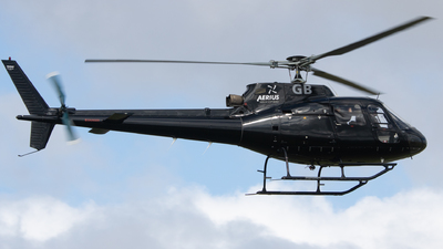 ZK-HGB - Aérospatiale AS 350B Ecureuil - Aerius Helicopters