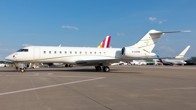 A picture of DAAHB - Bombardier Global Express - MHS Aviation - © Oliver Hendrich