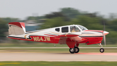 N64JW - Beechcraft H35 Bonanza - Private