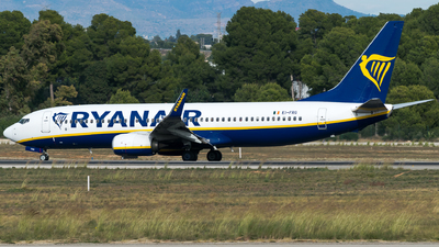 A picture of EIFRG - Boeing 7378AS - [44737] - © Fabrizio Spicuglia