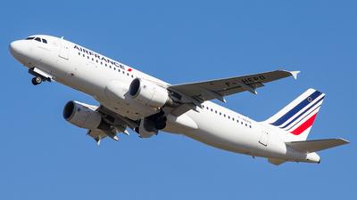 F-HEPD - Airbus A320-214 - Air France