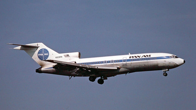 N329PA - Boeing 727-21 - Pan Am