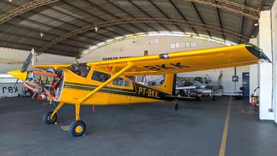 PT-BKK - Cessna 180H Skywagon - Private