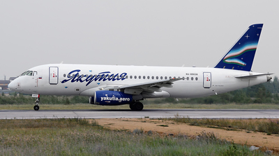A picture of RA89038 - Sukhoi SuperJet 10095LR - Yakutia Airlines - © ABW