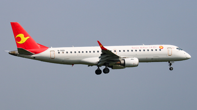 B-3212 - Embraer 190-100LR - Tianjin Airlines