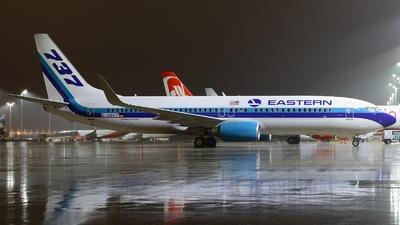 D-ABKT - Boeing 737-86J - Eastern Air Lines