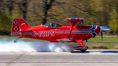 G-FDPS - Aviat S-2C Pitts Special - Private