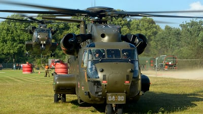84-68 - Sikorsky CH-53GA - Germany - Air Force