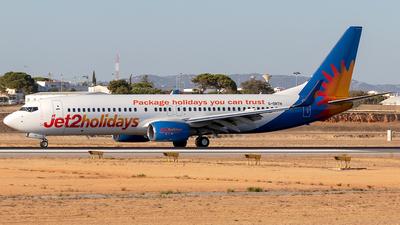 G-DRTH - Boeing 737-8BK - Jet2.com