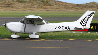 ZK-CAA - Cessna 172S Skyhawk - New Zealand International Commercial Pilot Academy