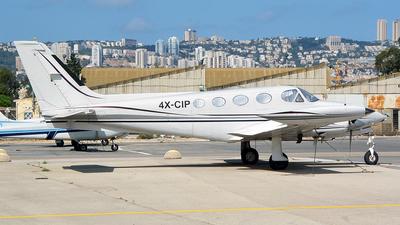 4X-CIP - Cessna 340A - Private