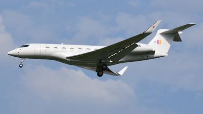 B-3255 - Gulfstream G650 - Private