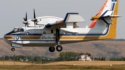 C-GFSK - Canadair CL-215 - Conair Aviation