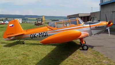 OK-MQI - Zlin 226MS - Private