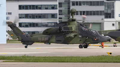 74-58 - Eurocopter EC 665 Tiger UHT - Germany - Army