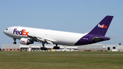 N728FD - Airbus A300B4-622R(F) - FedEx