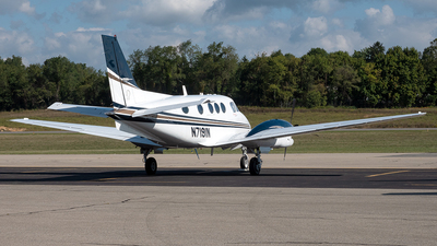 N7191N - Beechcraft C90GT King Air - Private