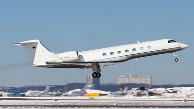A picture of DADCL - Gulfstream G550 - DCAviation - © Chr Pe