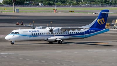 A picture of B16860 - ATR 72600 - Mandarin Airlines - © KenNgan