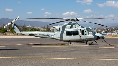 FAH-973 - Bell 412SP - Honduras - Air Force