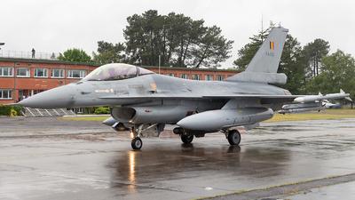 FA-136 - General Dynamics F-16AM Fighting Falcon - Belgium - Air Force