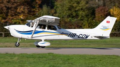 A picture of HBCQW - Cessna 172S Skyhawk SP - [172S8288] - © Alexandre Fazan