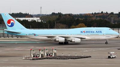 HL7495 - Boeing 747-4B5 - Korean Air