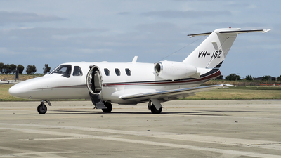VH-JSZ - Cessna 525 Citationjet CJ1 - Private