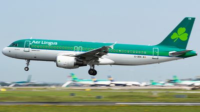 A picture of EIDEN - Airbus A320214 - Aer Lingus - © Jonathan L - Skies of Pearl