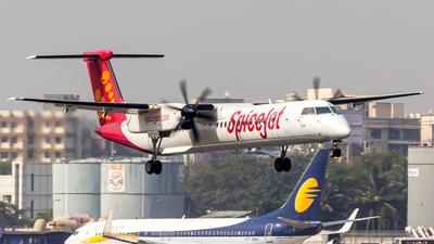VT-SUI - Bombardier Dash 8-Q402 - SpiceJet