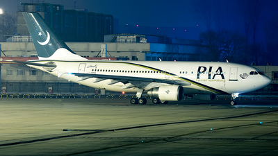 A picture of APBGP - Airbus A310324(ER) - [682] - © Bannis