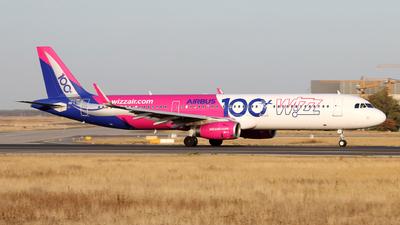HA-LTD - Airbus A321-231 - Wizz Air