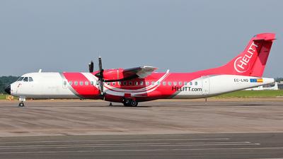 A picture of ECLNQ - ATR 72202 - [0303] - © AeroPicsUK