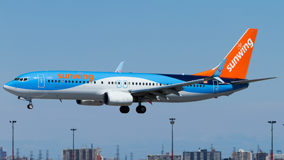 C-GMWN - Boeing 737-8K5 - Sunwing Airlines