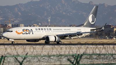 B-5727 - Boeing 737-85N - Shandong Airlines