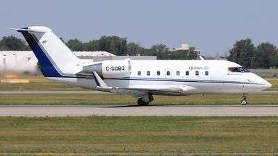 C-GQBQ - Bombardier CL-600-2B16 Challenger 601-3A - Canada - Quebec Service Aerien Gouvernemental