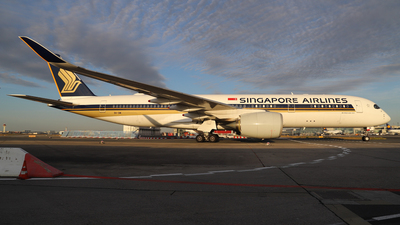 A picture of 9VSMI - Airbus A350941 - Singapore Airlines - © Alexander Mohl