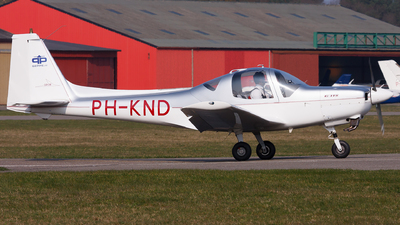 PH-KND - Grob G115 - Seppe Air Service
