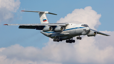 RF-76743 - Ilyushin IL-76MD - Russia - Air Force