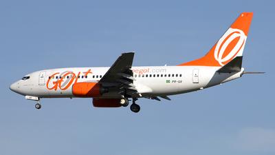 PR-GII - Boeing 737-7L9 - GOL Linhas Aéreas