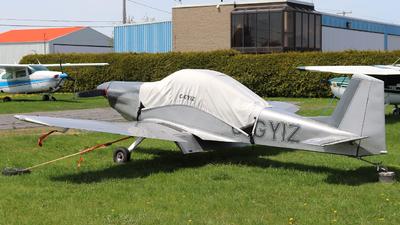 C-GYIZ - Mustang Aeronautics Bushby Mustang MII - Private