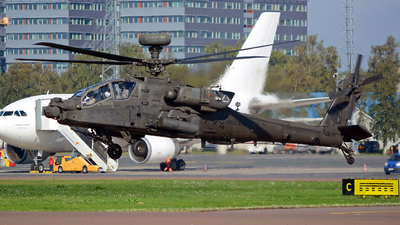 05-07010 - Boeing AH-64D Apache - United States - US Army