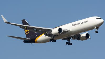 A picture of N310UP - Boeing 76734AF(ER) - UPS Airlines - © BobH