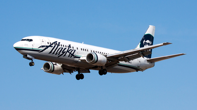 N794AS - Boeing 737-490 - Alaska Airlines