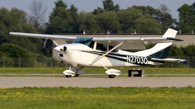 A picture of N2703Q - Cessna 182K Skylane - [18257903] - © Jeremy D. Dando