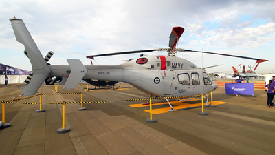 N49-218 - Bell 429 Global Ranger - Australia - Royal Australian Navy (RAN)