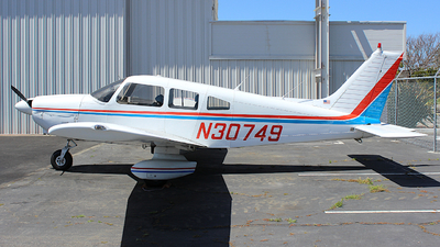 N30749 - Piper PA-28-181 Cherokee Archer II - Private