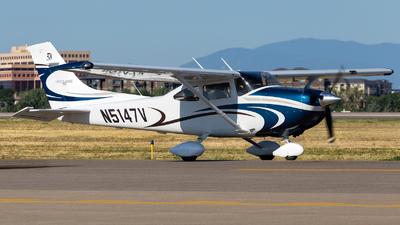 A picture of N5147V - Cessna T182T Turbo Skylane - [T18208927] - © HA-KLS