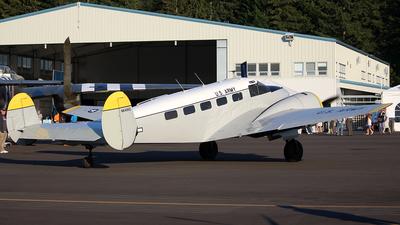 N6495D - Beech C-45H Expeditor - Hewitt Aviation